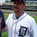 Tigers relief pitcher Phil Coke
