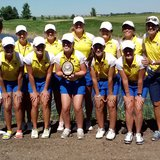 Augustana Women's golf team wins home invitational. Image: Mark Brown/KELO AM