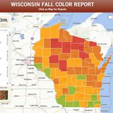 Wisconsin.gov Fall Color Graphic