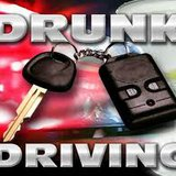 Drunk driver arrested
