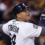 Miguel Cabrera  (Credit Mark Blinch/Reuters File)