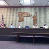 Kalamazoo Township Board. (Photo by John McNeill)