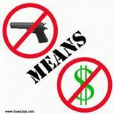 No Guns = No Dollars