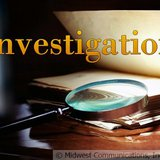 Crime Investigation Graphic (Photo Copyright Midwest Communications, Inc.)