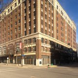 The historic Hotel Northland in downtown Green Bay. (Photo from: FOX 11).