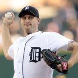 Detroit Tigers RHP Max Scherzer REUTERS/Jeff Kowalsky