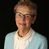 Professor Emeritus Shirley Van Hoeven. (photo courtesy Western Michigan University)
