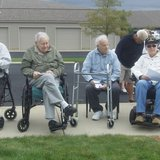 Veterans honored at Appledorn Living Center