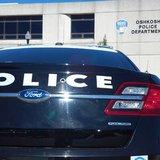 Oshkosh Police Department (Photo from: FOX 11).