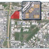 Butler Business Park plan  (Image courtesy Hyde Development)