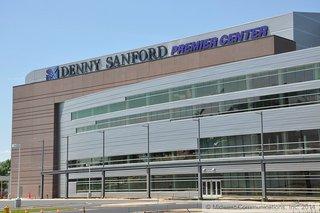 The Denny Sanford PREMIER Center, Sioux Falls, South Dakota.