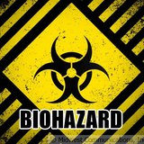 Biohazard Graphic (Photo Copyright Midwest Communications, Inc.)