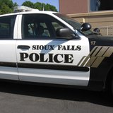 Sioux Falls Police vehicle (copyright Midwest Communications)