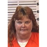 April Jones (Photo from: Forest County Jail).
