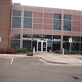 "Portage County LIbrary, Stevens Point, WI Photo: ""PCPL Clark Street Entrance"" by Stalintag - Own work. Licensed under Creative Commons Attribution-Share Alike 2.5 via Wikimedia Commons - http://commons.wikimedia.org/wiki/File:PCPL_Clark_Street_Entrance.JPG#mediaviewer/File:PCPL_Clark_Street_Entrance.JPG"