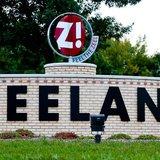 Zeeland sign