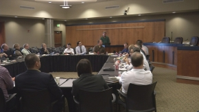Fargo leaders meet to talk about recent trips to Sioux Falls and Lincoln, Nebraska