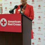 Judy Green, CEO of American Red Cross Dakota's Region