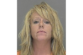 Tricia N. Phillips (Photo from: Brown County Jail).