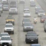 Traffic  (Photo credit Reuters Mike Blake)