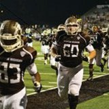 """It was a """"Brownout at Waldo Saturday for the Bronco's home opener.(Photo courtesy WMU Athletic Department)"""