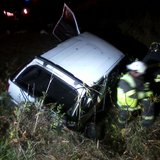Rollover in Richland County Sunday night injures three people.