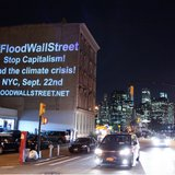 Call to action by organizers of Wall Street protest (image courtesy floodwallstreet.net)
