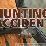 Hunting Accident Graphic (Photo Copyright Midwest Communications, Inc.).