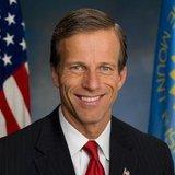 Senator John Thune (R) South Dakota.  Image: Courtesy thune.senate.gov.