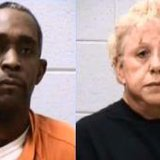 Elvis Patterson and Lola Atkinson (Booking photos supplied by Kalamazoo County Sheriff's Department)