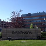 Bronson Hospital. Image © Midwest Communications, Inc. 2014.