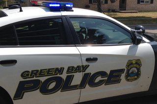 Green Bay Police Squad Car (Photo from: FOX 11).