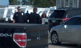 Police on scene in So. Moorhead