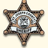 St. Joseph County Sheriff's badge (courtesy of the St. Joseph County Sheriff's Department)