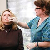 Flu mist (Photo: Centers for Disease Control and Prevention)
