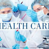 Health Care Graphic (Photo Copyright Midwest Communications, Inc.).