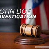 John Doe Investigation Graphic (Photo Copyright Midwest Communications, Inc.).