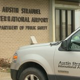 Austin Straubel International Airport's Public Safety Building (Photo from: FOX 11).