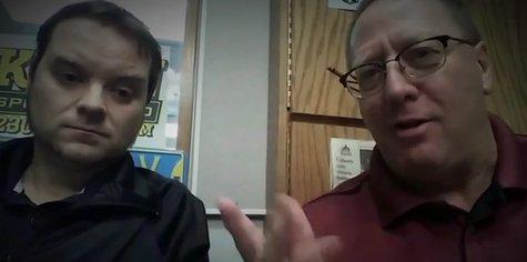 Chris Tubbs and Craig Mattick