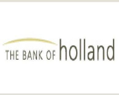 Bank of Holland logo (image courtesy Lake Michigan ...