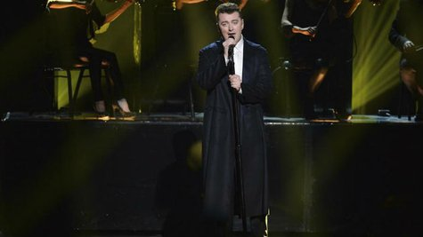 Sam Smith Blown Away By Special Madison Square Garden Gift Says He 39 S Writing The Truth News