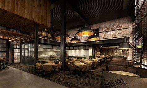 Lambeau Field Atrium Will Feature New Restaurant Called 1919 Kitchen Tap News Wtaq News