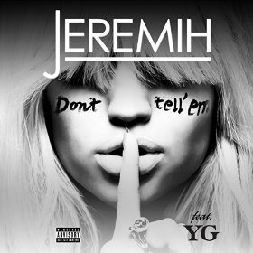 Don't Tell 'Em Album Cover