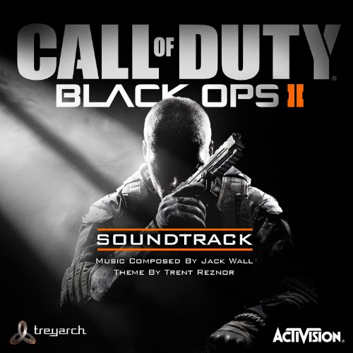 Call of Duty: Black Ops II Album Cover