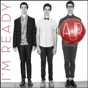 I'm Ready Album Cover
