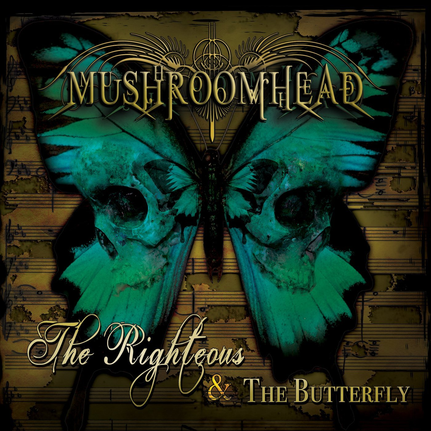 The Righteous & The Butterfly Album Cover