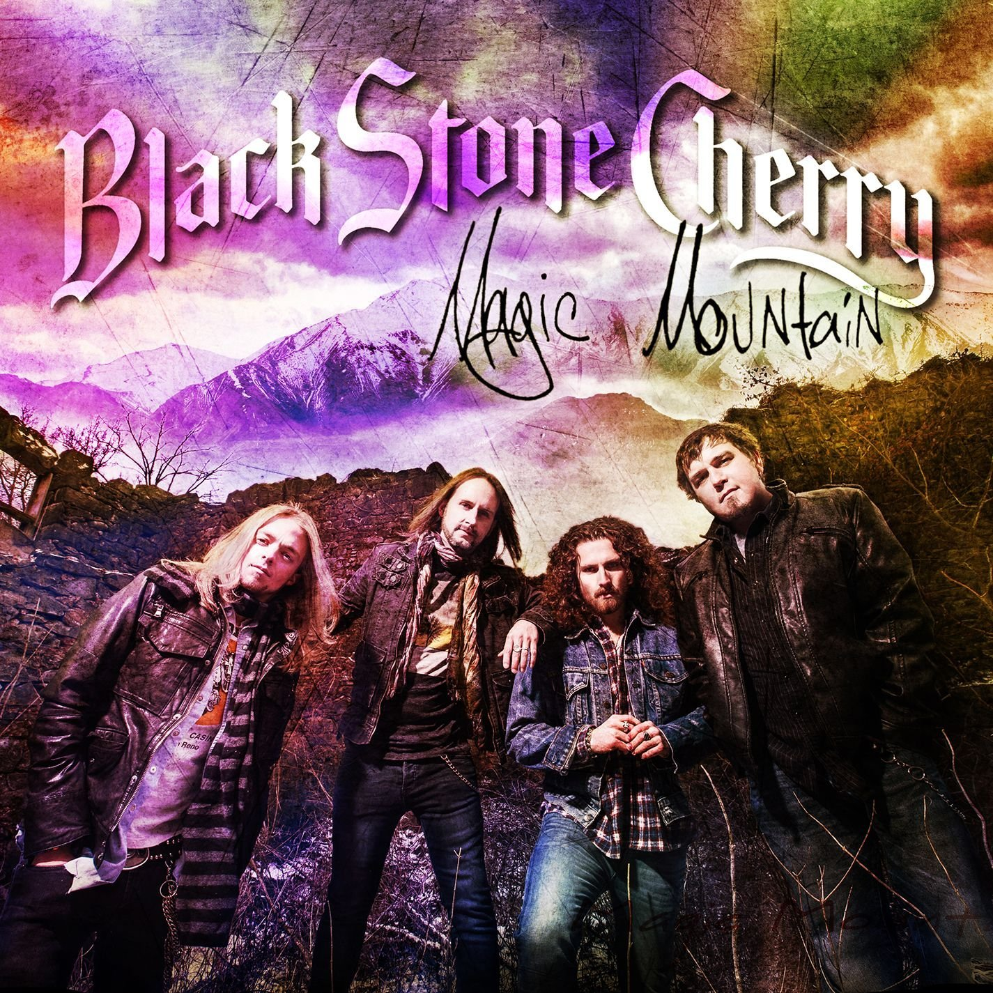 Magic Mountain (Black Stone Cherry)