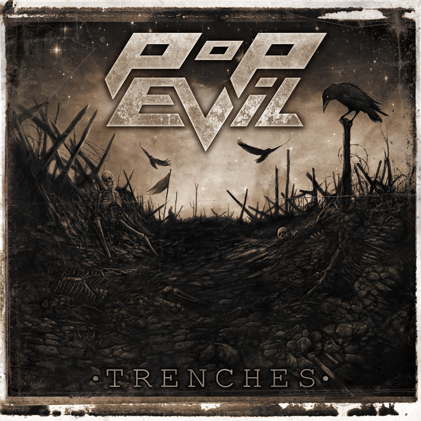 Trenches Album Cover