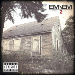 The Marshall Mathers LP 2 Album Cover