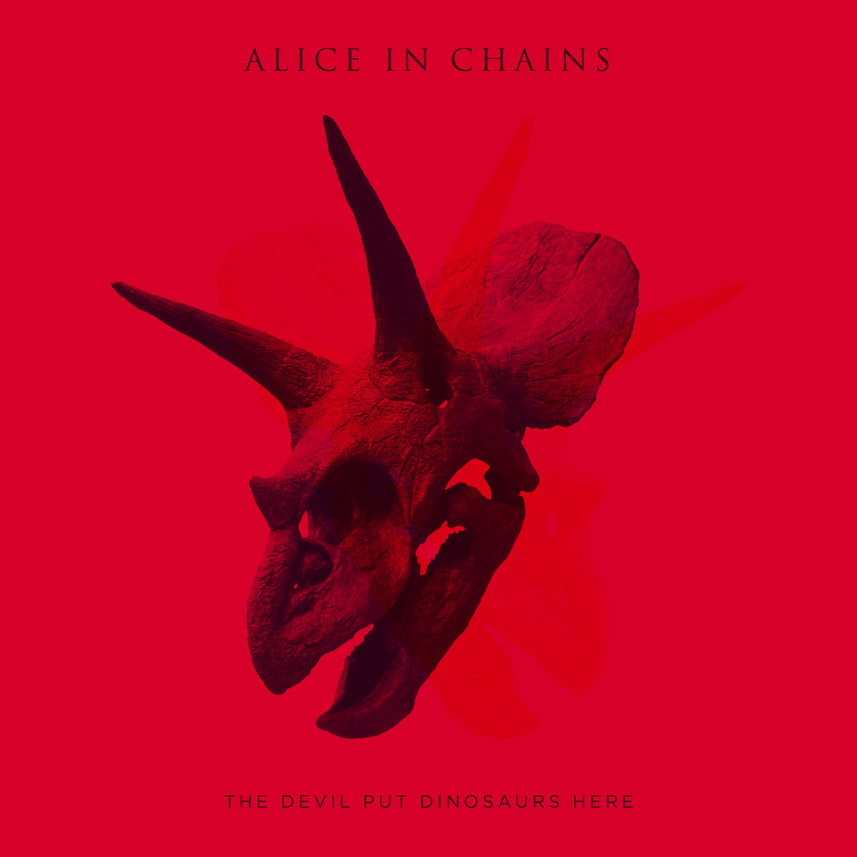 The Devil Put Dinosaurs Here (Alice in Chains)